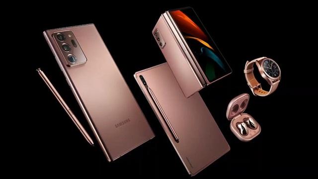 Samsung ra mắt năm thiết bị Galaxy mới, trao quyền năng tối ưu trong công việc và cuộc sống - Ảnh 1.