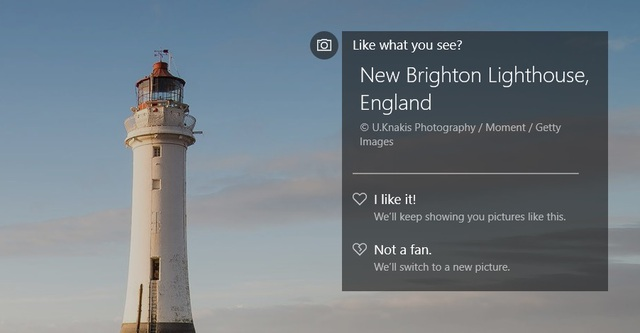 5 interesting things you can do with the Lock Screen screen on Windows 10 - Photo 5.