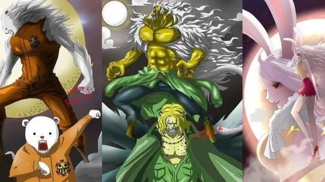 One Piece Chap 987: Kaido hóa rồng, Nekomamushi và cả tộc Mink đều hóa dạng Sulong - Ảnh 4.