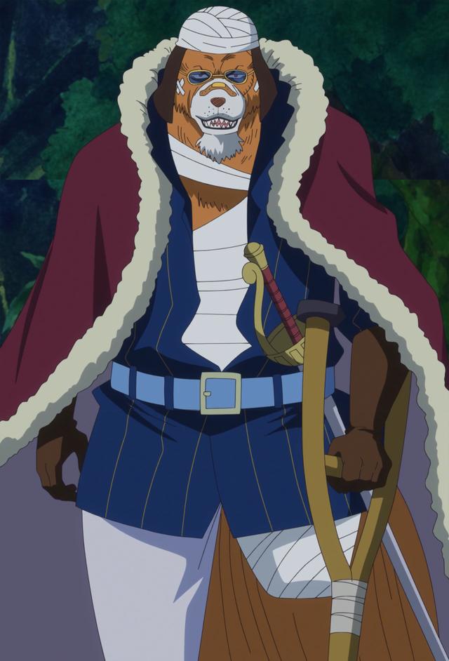 One Piece 987: Điểm mặt 6 nhân vật trong tộc Mink ở dạng Sulong đủ sức gây khó cho tứ hoàng Kaido - Ảnh 5.