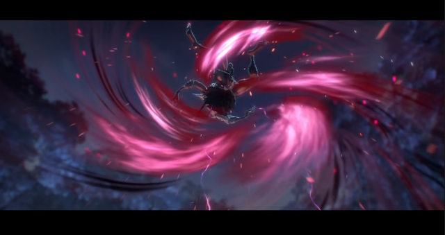 Riot đã chỉ cho game thủ ngọc mạnh nhất của Yone là Mưa Kiếm ngay từ cinematic giới thiệu tướng? - Ảnh 2.