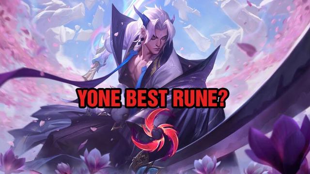 Riot đã chỉ cho game thủ ngọc mạnh nhất của Yone là Mưa Kiếm ngay từ cinematic giới thiệu tướng? - Ảnh 5.