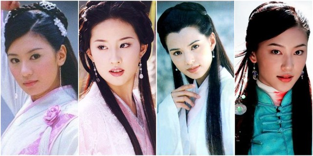 Top mỹ nhân đẹp nhất truyện kiếm hiệp Kim Dung, đến Tiểu Long Nữ cũng phải chịu xếp chót bảng - Ảnh 1.
