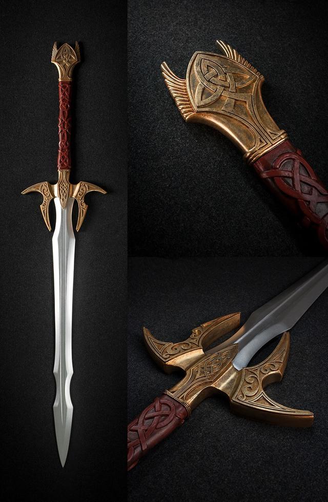 Ngoài Mjolnir của Thor, thần thoại Bắc Âu còn những món vũ khí hùng mạnh nào? - Ảnh 6.