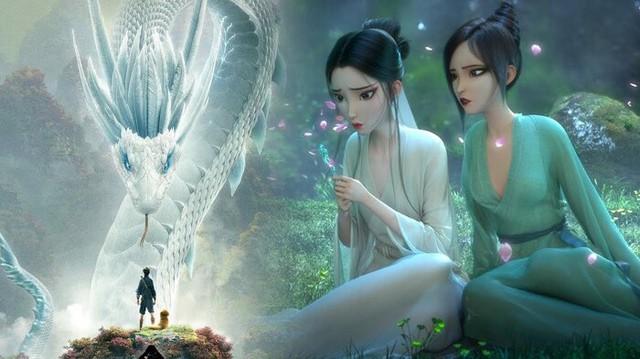 Cuối tuần rảnh rỗi cày ngay 5 bộ phim hoạt hình thần thoại Trung Quốc cực hay ho và hấp dẫn - Ảnh 3.
