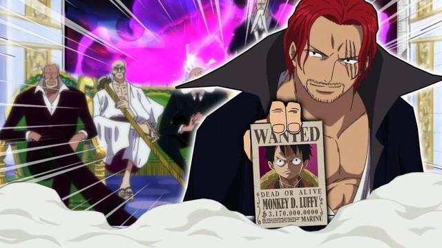 One Piece: Là thương binh duy nhất và 5 điều độc đáo của Shanks so với những người khác là Tứ Hoàng - Ảnh 5.