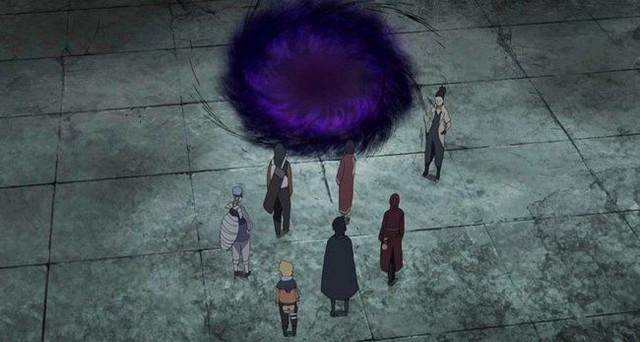 8 nhẫn thuật không thời gian có thể mở cổng đi xuyên không, thao túng thời gian trong Naruto và Boruto (P2) - Ảnh 1.