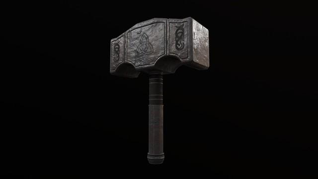 Ngoài Mjolnir của Thor, thần thoại Bắc Âu còn những món vũ khí hùng mạnh nào? - Ảnh 2.