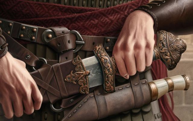 Ngoài Mjolnir của Thor, thần thoại Bắc Âu còn những món vũ khí hùng mạnh nào? - Ảnh 9.