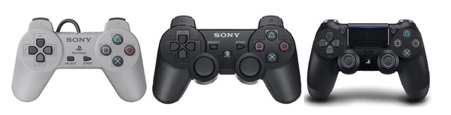 Quá trình tiến hóa hơn 20 năm của các đời tay cầm PlayStation - Ảnh 2.