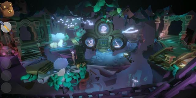 Krystopia: Novas Journey - Một trò chơi phiêu lưu đầy mê hoặc cho những game thủ ưa thích khám phá - Ảnh 2.
