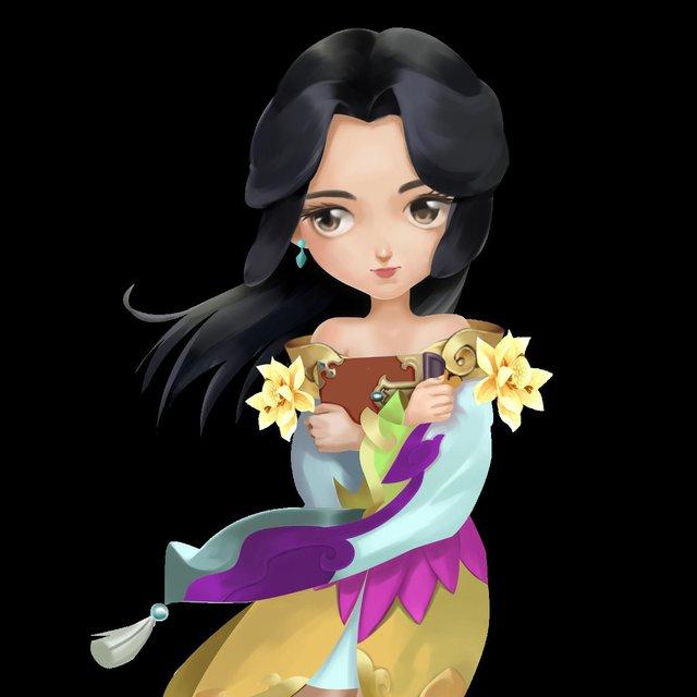 Top mỹ nhân đẹp nhất truyện kiếm hiệp Kim Dung, đến Tiểu Long Nữ cũng phải chịu xếp chót bảng - Ảnh 3.