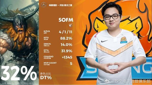 Quả cảm đánh bại đoàn quân của kkOma, SofM gánh team siêu lực giúp SN đòi lại top 4 - Ảnh 2.