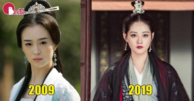Top mỹ nhân đẹp nhất truyện kiếm hiệp Kim Dung, đến Tiểu Long Nữ cũng phải chịu xếp chót bảng - Ảnh 4.