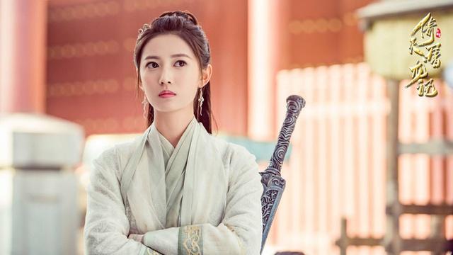 Top mỹ nhân đẹp nhất truyện kiếm hiệp Kim Dung, đến Tiểu Long Nữ cũng phải chịu xếp chót bảng - Ảnh 6.