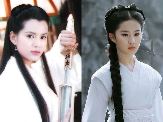 Top mỹ nhân đẹp nhất truyện kiếm hiệp Kim Dung, đến Tiểu Long Nữ cũng phải chịu xếp chót bảng - Ảnh 10.