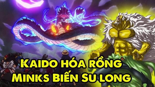 One Piece: Tộc Mink hóa Sulong, liệu Kaido có biết thứ vũ khí bí mật mà Cửu Hồng Bao đã chuẩn bị sẵn? - Ảnh 2.