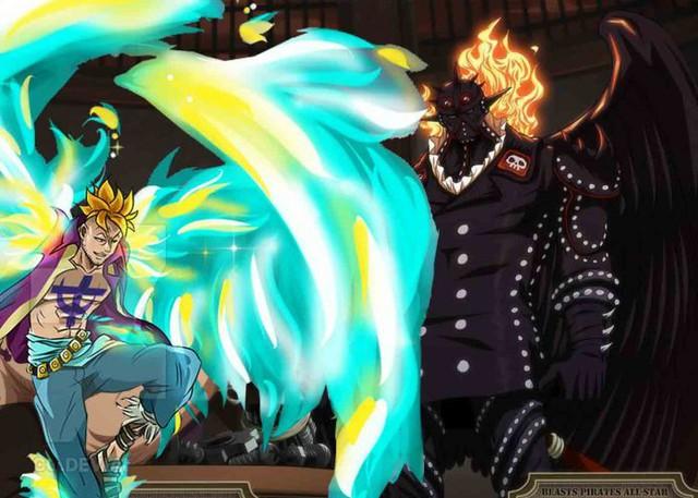 Top 3 cuộc chiến được chờ đợi nhất trong One Piece chap 988, King và Marco chạm mặt? - Ảnh 4.