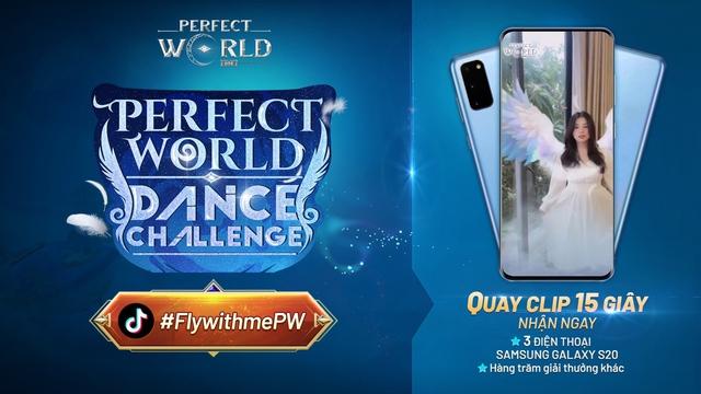 Nhận ngay Samsung Galaxy S20 khi tham gia thử thách cùng Perfect World VNG - Ảnh 2.