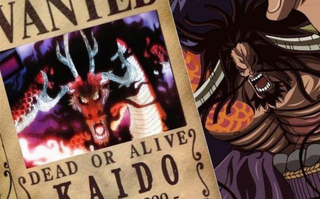 One Piece: Kaido trong dạng hóa Rồng mạnh như thế nào, một cú thở nhẹ thổi bay cả một tòa thành? - Ảnh 1.