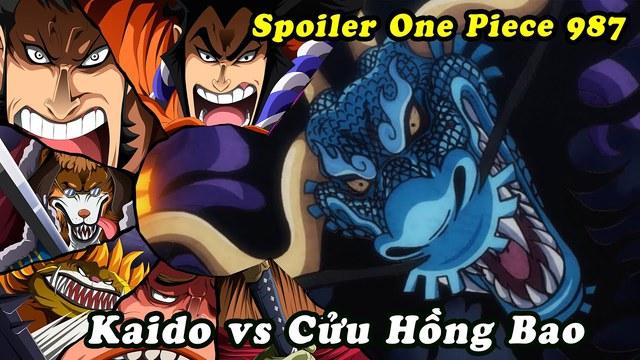 One Piece: Kaido trong dạng hóa Rồng mạnh như thế nào, một cú thở nhẹ thổi bay cả một tòa thành? - Ảnh 4.