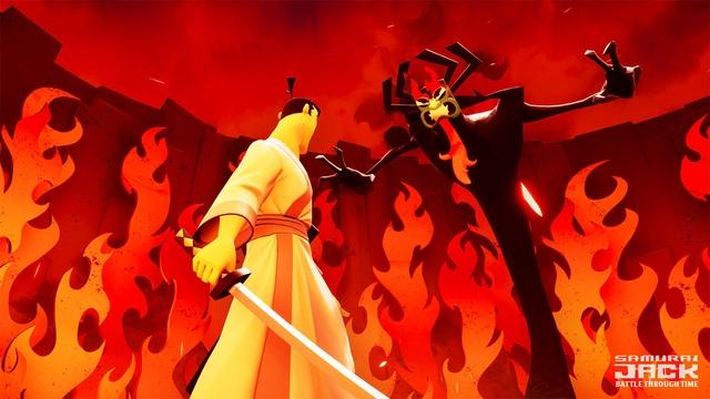 Phim hoạt hình huyền thoại Samurai Jack chuyển thể thành game, chơi ngay trên Steam - Ảnh 1.