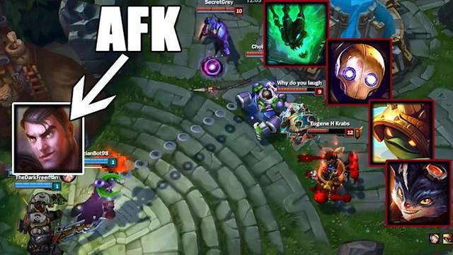 Thể loại AFK và phá game sắp hết đất sống nhờ vào cơ chế mới của Riot - Ảnh 1.