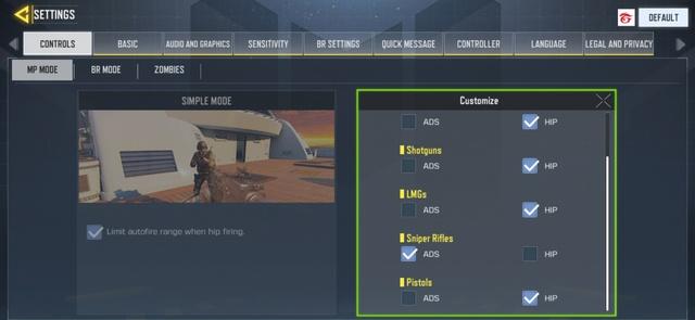 Mách nhỏ mẹo để trở thành một tay bắn tỉa tốt hơn trong Call of Duty Mobile - Ảnh 3.