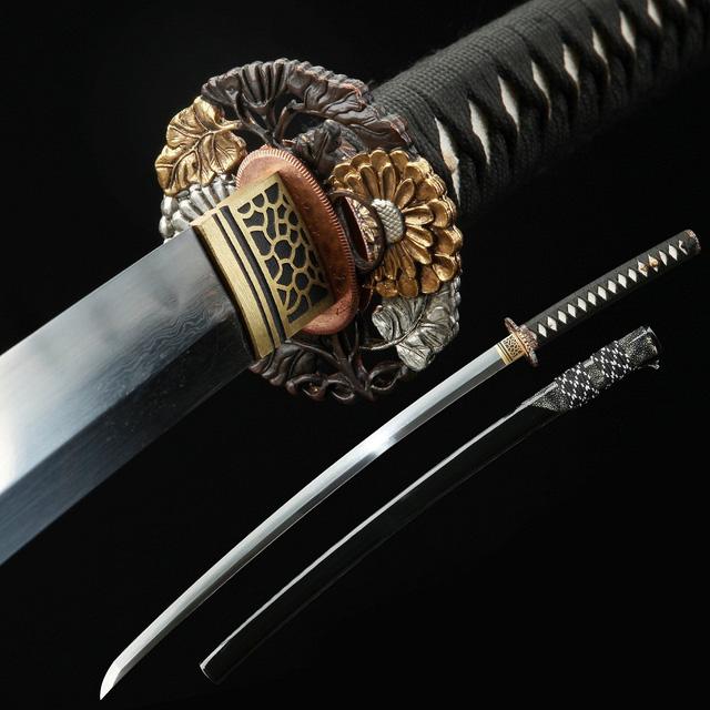 Sự thật đắng lòng về thanh kiếm Katana huyền thoại: Không hề xịn như lời đồn - Ảnh 3.