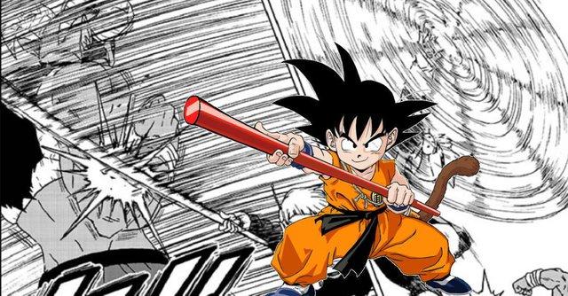 Dragon Ball Super mang đến 1 tín hiệu đáng mừng, có thể Goku sẽ sử dụng gậy để đánh Moro? - Ảnh 3.