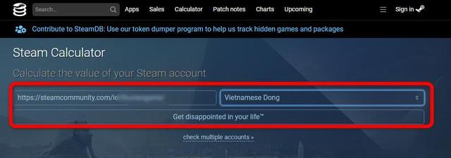 Hướng dẫn định giá tài khoản Steam để game thủ biết mình đã chi bao nhiêu tiền mua game - Ảnh 8.