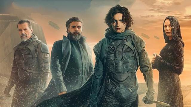 """Siêu phẩm """"Dune"""" nhá hàng trailer đầu tiên: Cả dàn sao của vũ trụ Marvel, DC lẫn Kinh dị tập hợp bên """"cực phẩm nhan sắc"""" Timothée Chalamet - Ảnh 2."""