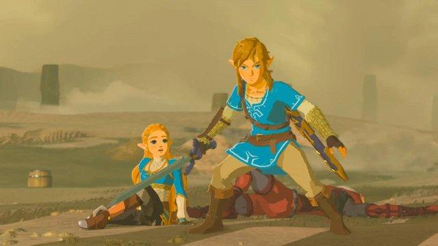 Phần game tiền truyện 100 năm trước của The Legend of Zelda Breath of the Wild bất ngờ được công bố - Ảnh 1.