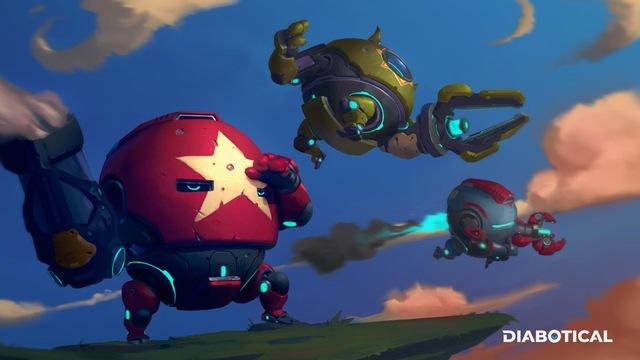 Cười thả ga với trò chơi bắn súng miễn phí mới trên Epic Games Store – Diabotical - Ảnh 2.