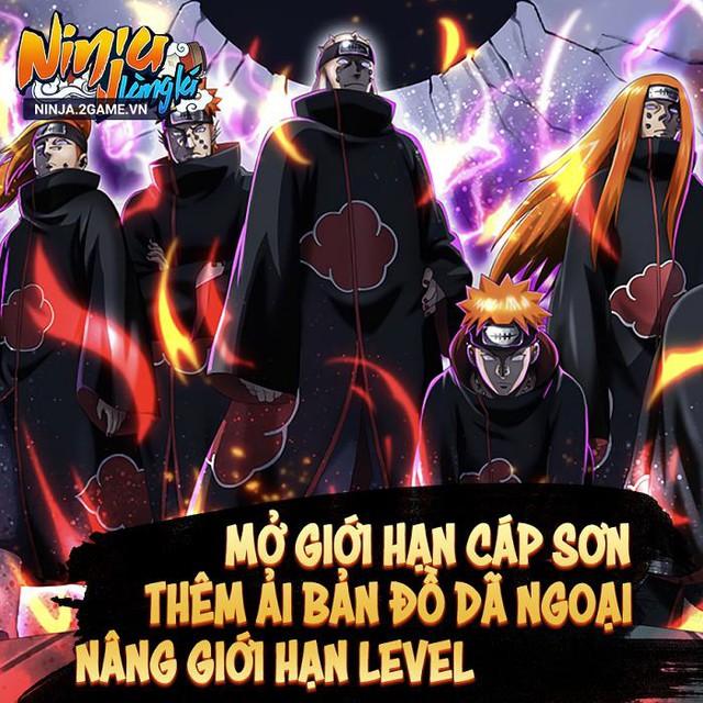 Big Update Ninja Làng Lá khai thác đa dạng khía cạnh thế giới Naruto huyền thoại - Ảnh 4.