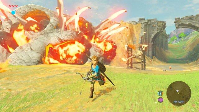 Phần game tiền truyện 100 năm trước của The Legend of Zelda Breath of the Wild bất ngờ được công bố - Ảnh 4.