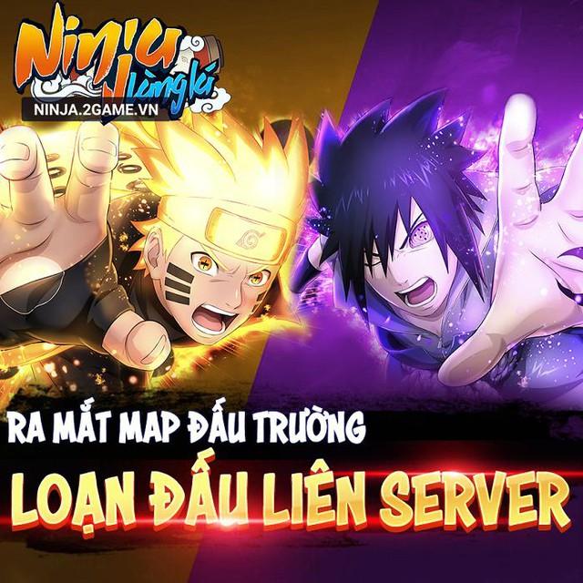 Big Update Ninja Làng Lá khai thác đa dạng khía cạnh thế giới Naruto huyền thoại - Ảnh 5.