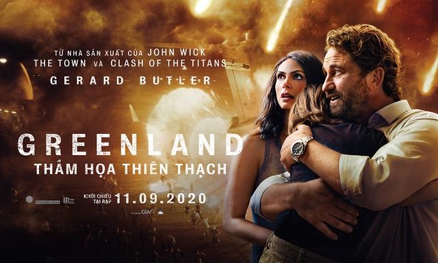 """Captain America suýt đóng chính và hàng loạt sự thật không ngờ về siêu phẩm tận thế """"Greenland"""" - Ảnh 5."""