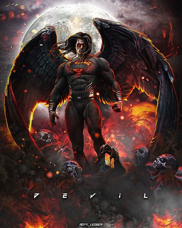 10 siêu anh hùng DC được mô phỏng thành những nhân vật phản diện đáng sợ qua tác phẩm của người hâm mộ - Ảnh 3.