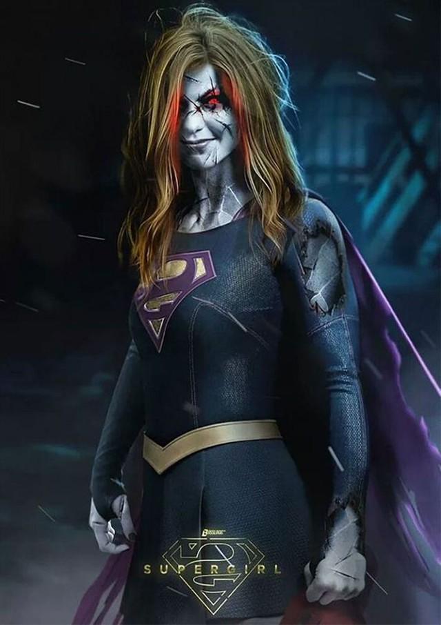10 siêu anh hùng DC được mô phỏng thành những nhân vật phản diện đáng sợ qua tác phẩm của người hâm mộ - Ảnh 4.