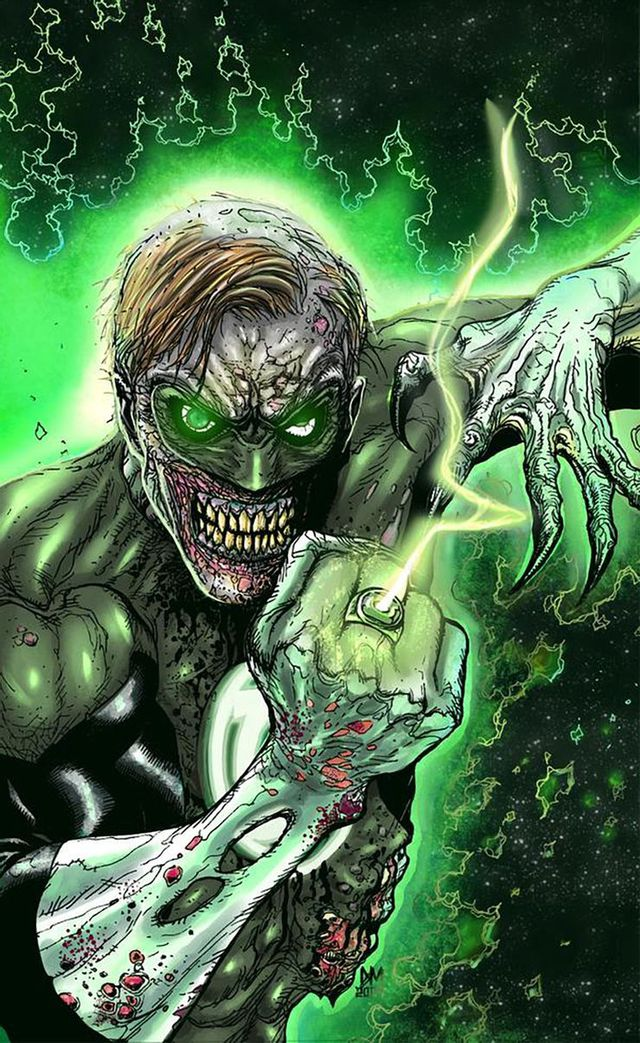 10 siêu anh hùng DC được mô phỏng thành những nhân vật phản diện đáng sợ qua tác phẩm của người hâm mộ - Ảnh 5.