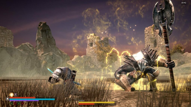 Những game mobile hardcore với lối chơi điên cuồng đậm chất Dark Souls, khó đến mức khiến game thủ đập máy - Ảnh 3.