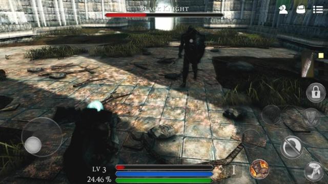 Những game mobile hardcore với lối chơi điên cuồng đậm chất Dark Souls, khó đến mức khiến game thủ đập máy - Ảnh 5.
