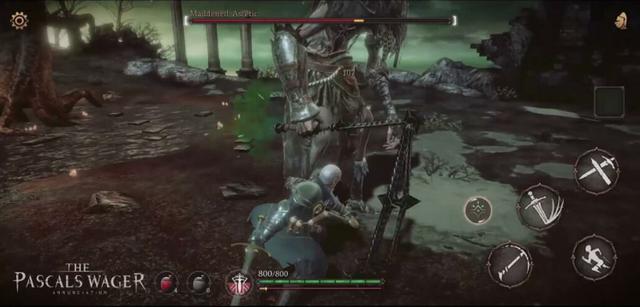 Những game mobile hardcore với lối chơi điên cuồng đậm chất Dark Souls, khó đến mức khiến game thủ đập máy - Ảnh 6.