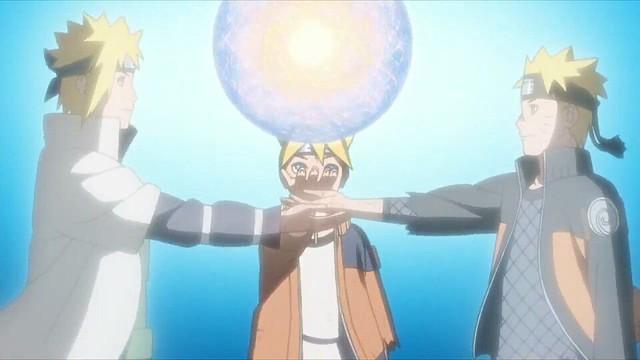Boruto: 7 biến thể mạnh mẽ của các đòn tấn công kết hợp Rasengan, bố con Naruto cân cả thế giới - Ảnh 6.