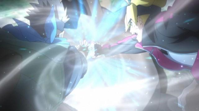 Boruto: 7 biến thể mạnh mẽ của các đòn tấn công kết hợp Rasengan, bố con Naruto cân cả thế giới - Ảnh 7.