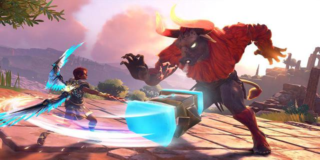 Ubisoft ra mắt tựa game kết hợp giữa Assassins Creed Odyssey và Breath of the Wild - Ảnh 1.
