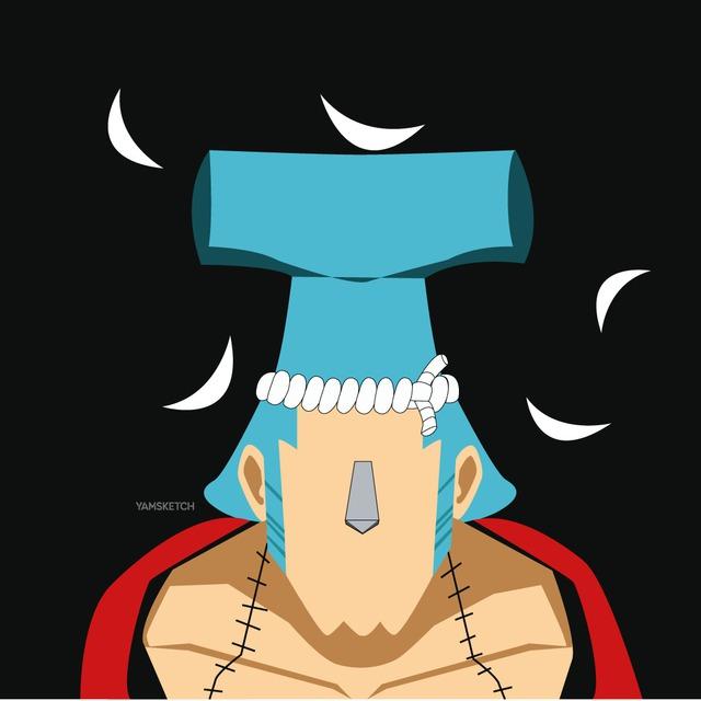 Thưởng thức chùm ảnh fanart băng Mũ Rơm trong One Piece từng tấm chất lừ từ fan cứng - Ảnh 7.