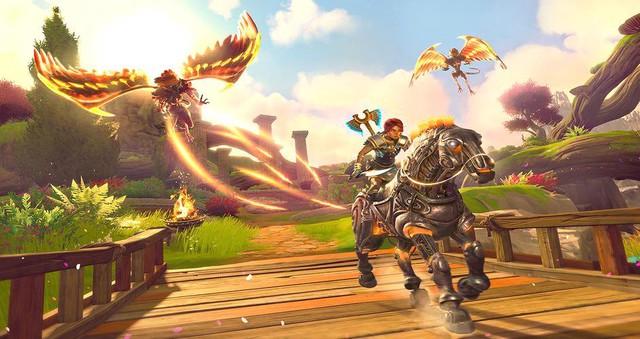 Ubisoft ra mắt tựa game kết hợp giữa Assassins Creed Odyssey và Breath of the Wild - Ảnh 3.