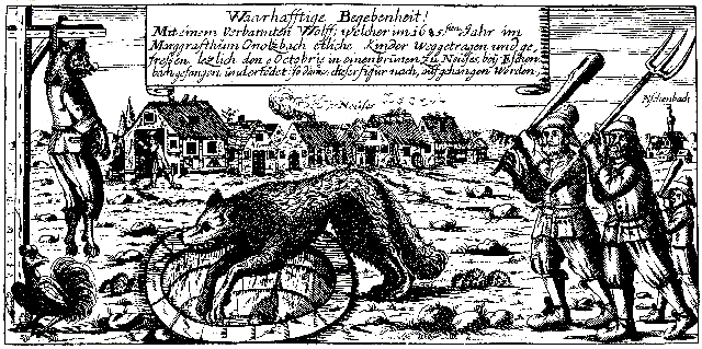 Những vụ săn lùng người sói tàn bạo và khủng khiếp từng diễn ra ở châu Âu thời xưa - Ảnh 4.